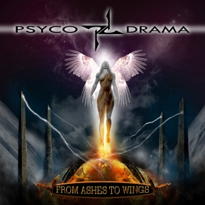 PSYCO DRAMA - From Ashes To Wings Cover