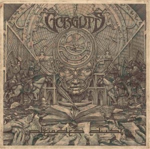 Gorguts - PLEIADES' DUST - Artwork