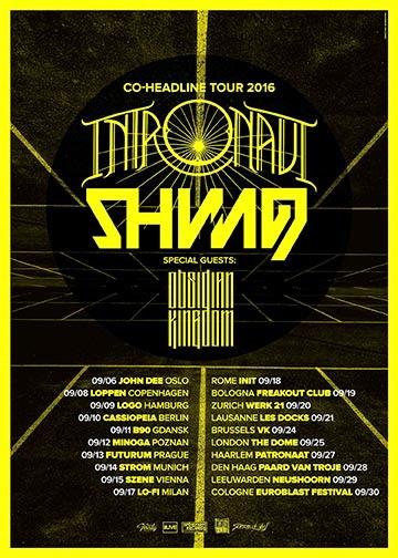 2016 tour