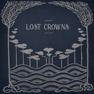 bem065 - lost crowns - every night something happens album cover