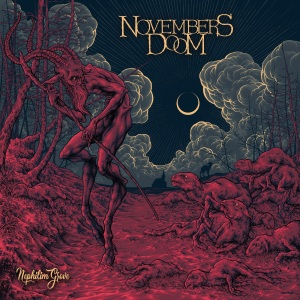 Novembers Doom Nephilim Grove cover