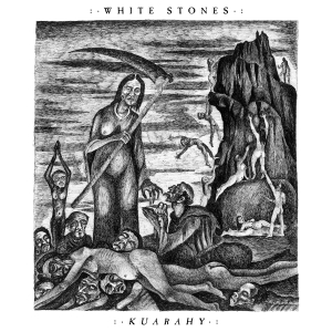 White Stones - Kuarahy - Artwork